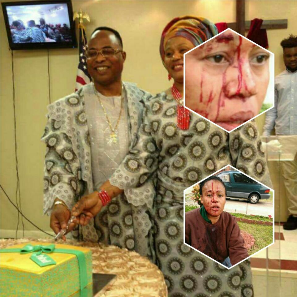 Nigerian Pastor Jimba Brutally Stabs His Wife Over Church Money In Houston