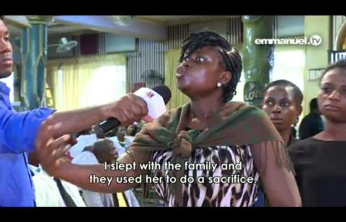 Ghanaian Woman Mary Possessed By Marine goddesses Confesses On How She Destroys Lives