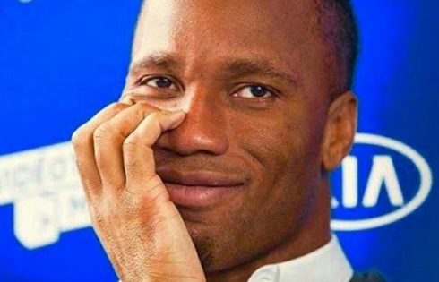 Didier Drogba Trolls Arsenal After They Were Beaten By Chelsea