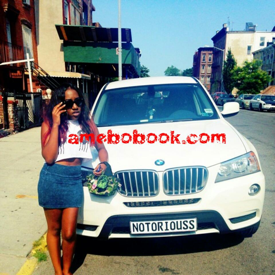Biggie Smalls Daughter Tyanna Wallace Is All Grown