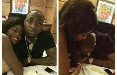 Davido Has Announced His Love For Babymama Sophia Momodu