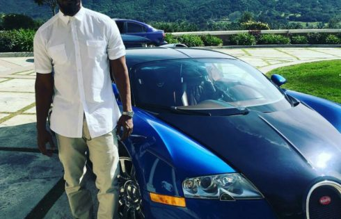 Jamie Foxx Bought This Bugatti Veyron Which Costs $2million