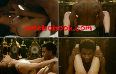 "Trey Songz New Video ""She Lovin' It"" Seems Like Porn"