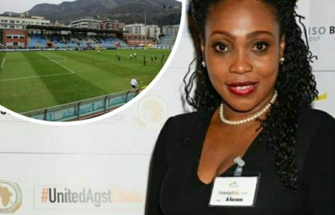 Wife Of Former Chelsea And Real Madrid Player Akosua Puni Essien Has Bought Como Football Club In Italy For £206,000
