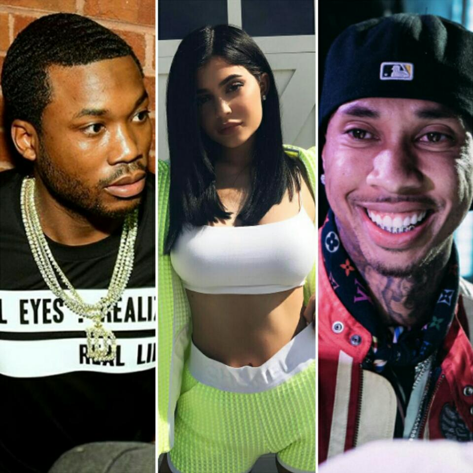 Why Tyga Isn't Worried About Meek Mill's Crush Over Kylie Jenner