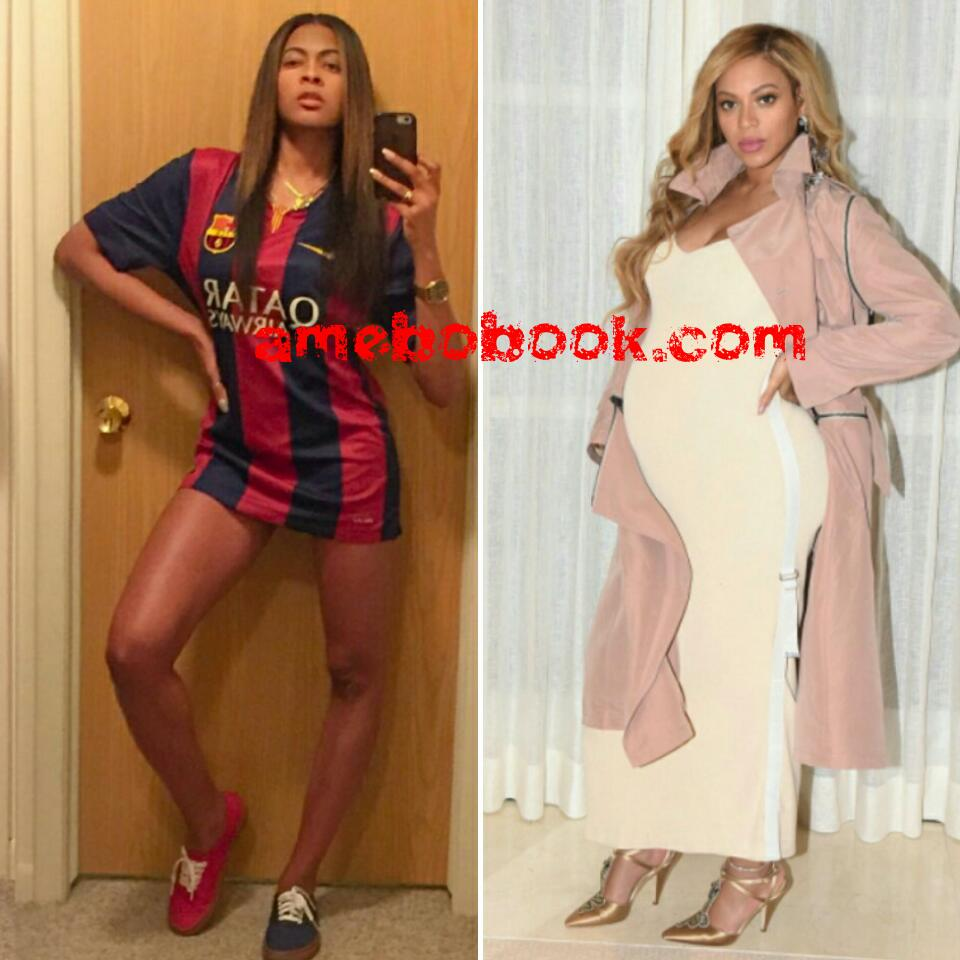 Brittany Williams The Lady Said To Have 'Stolen' Beyonce's Face