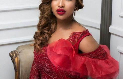 Tonto Dikeh Has Posted Results Of Drug Test Carried Out In Abuja