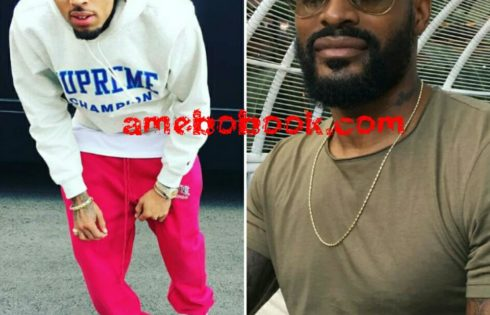 "Tyson Beckford has ""no respect"" for Chris Brown"