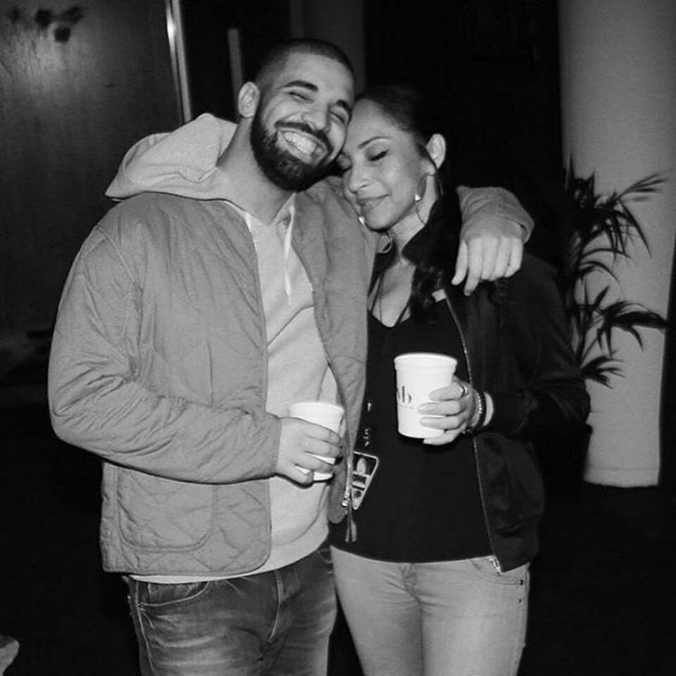 Drake Now Has Tattoo Of Sade Adu Wearing Gele On His Torso