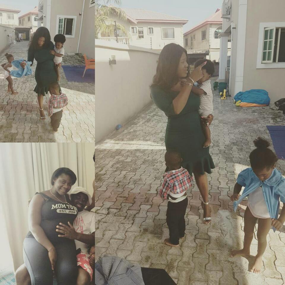 Mercy Johnson Goes Emotional With Mother's Day Message