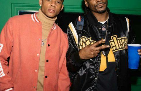 Snoop Dogg's Eldest Son Cordell Broadus