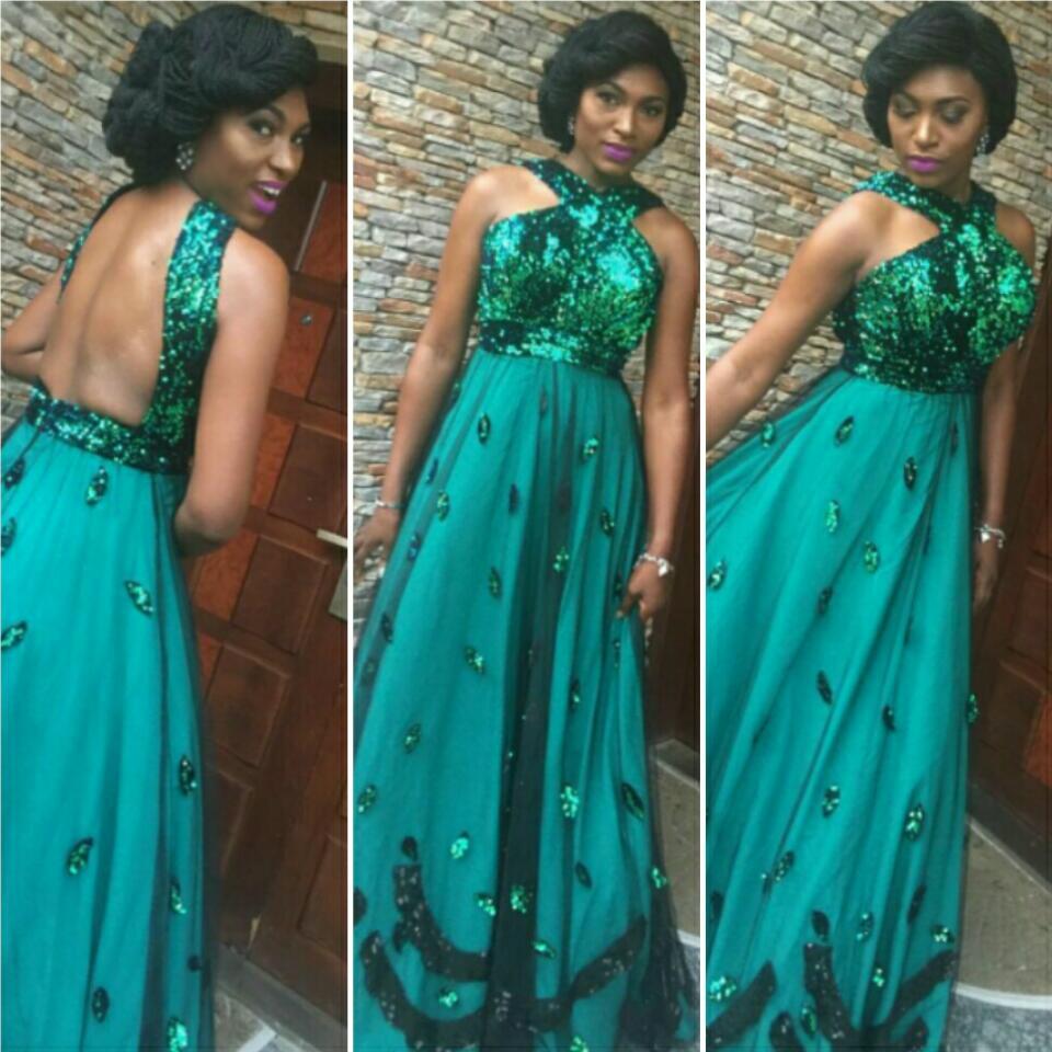 Nollywood Actress Ufuoma Mcdermott