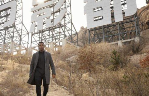 John Boyega Has Shared Final 'Pacific Rim: Uprising' Set Photo