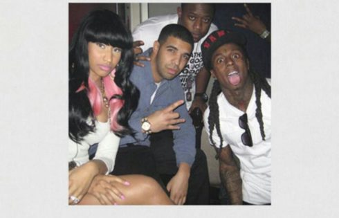 Nicki Minaj Claps Back At Remy Ma On 'No Frauds' Feat. Drake And Lil Wayne
