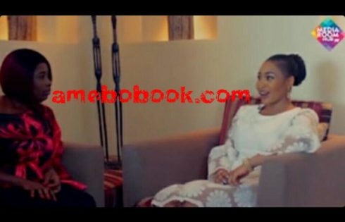 Tonto Dikeh Broke Down In Tears While Revealing Rosaline Meurer Is The Reason For Her Marriage Crisis