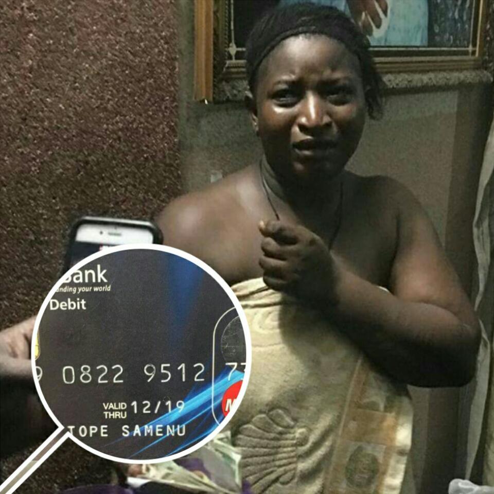 Househelp Kumenu Tope Samenu Steals Over N2million Only 9 Days Into Job