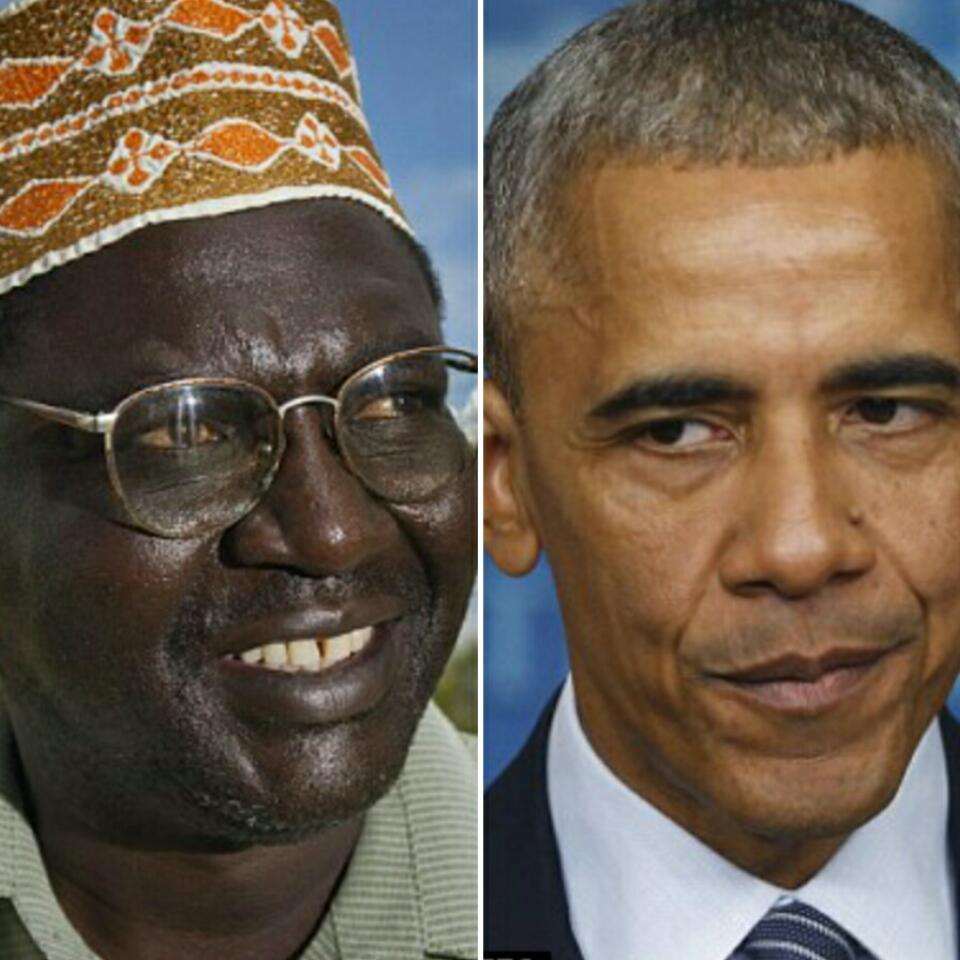 Barack Obama's Half-brother Malik Obama Posted An Image Of Ex-president's 'Kenyan birth certificate' Claiming Barack LIED He Was Born In US