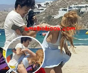 Lindsay Lohan And Russian Playboy Egor Tarabasov Were Involved In Violent Altercation In Mykonos