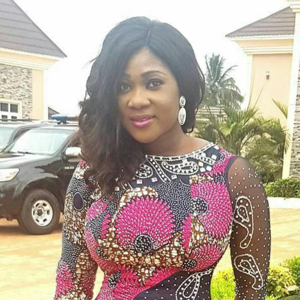 Mercy Johnson Was Inaugurated Today As Senior Special Assistant On Entertainment, Arts And Culture