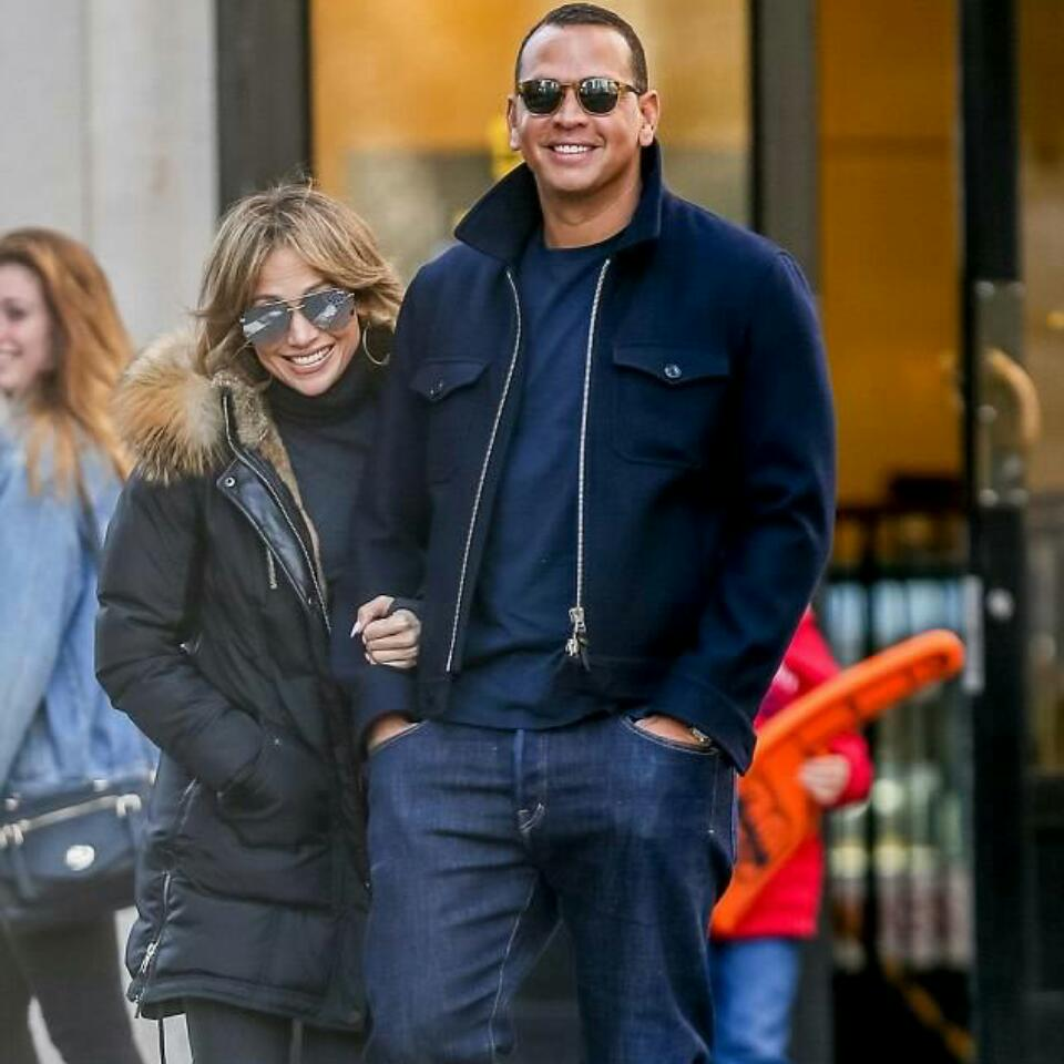 Jennifer Lopez Has Introduced Boyfriend Alex Rodriguez To Her Mother