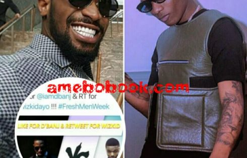 Wizkid Has Attacked MTV Base For Comparing Him To D'banj