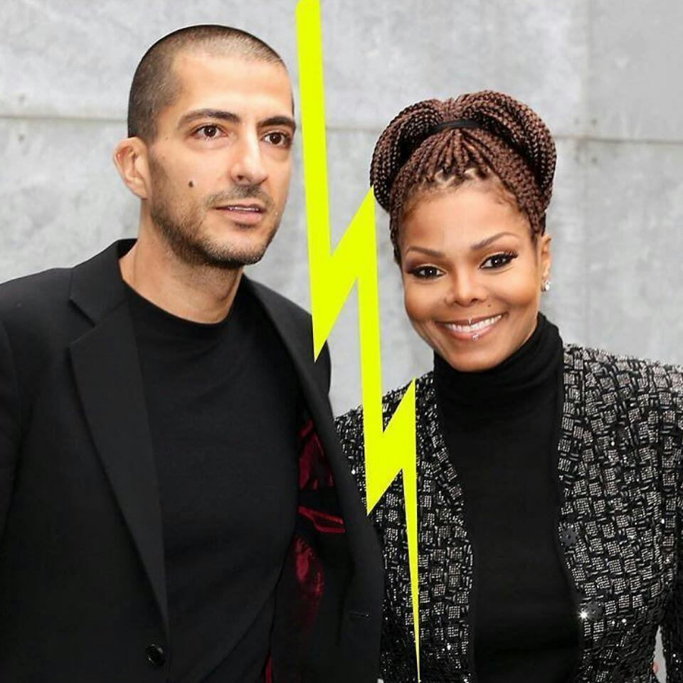 Janet Jackson Has Split From Third Husband Billionaire Wissam Al Mana