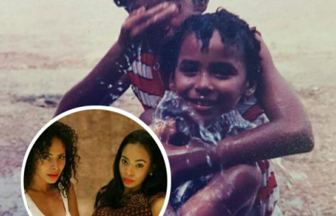 Photo Of TBoss And Her Sister Wendy
