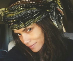 Rare Photo Halle Berry Shared Of Son Maceo