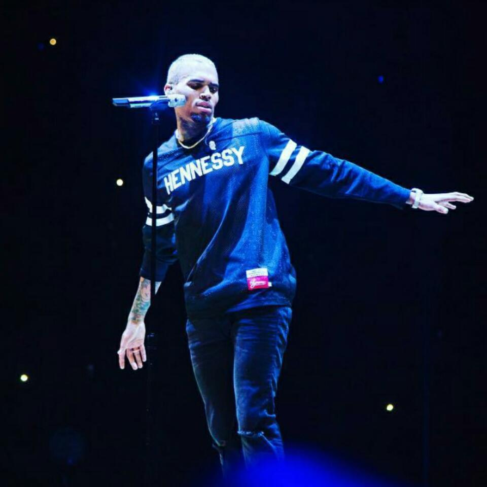 Chris Brown Has Lashed Out At His Instagram Followers