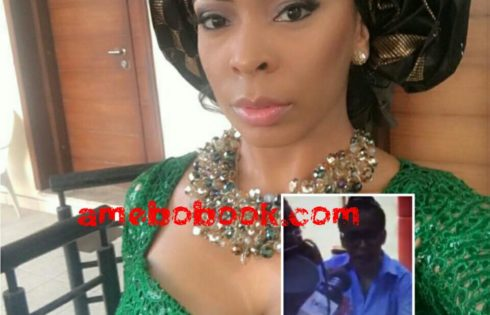 My Father Sent Me A Picture Of My B00bs When I Got To Nigeria — TBoss