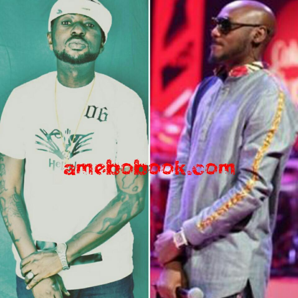ALL I DID WAS HELP YOU 'you tufaced being' Then Calls Him LAZY ARTIST DESPITE ALL YOUR GIFTS — Blackface Attacks Tuface