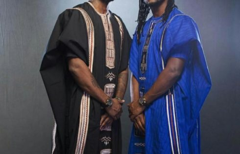 2 Absolutely Stunning Nigerian Outfits Psquare Slayed