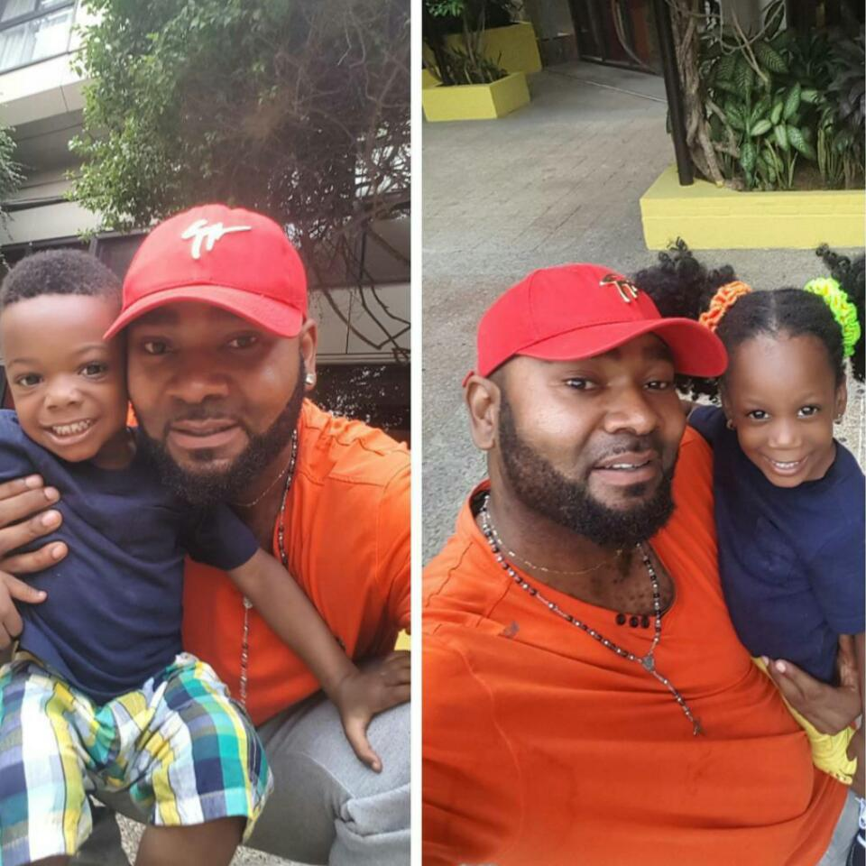 Prince Eke Celebrates His Twins 3rd Birthday