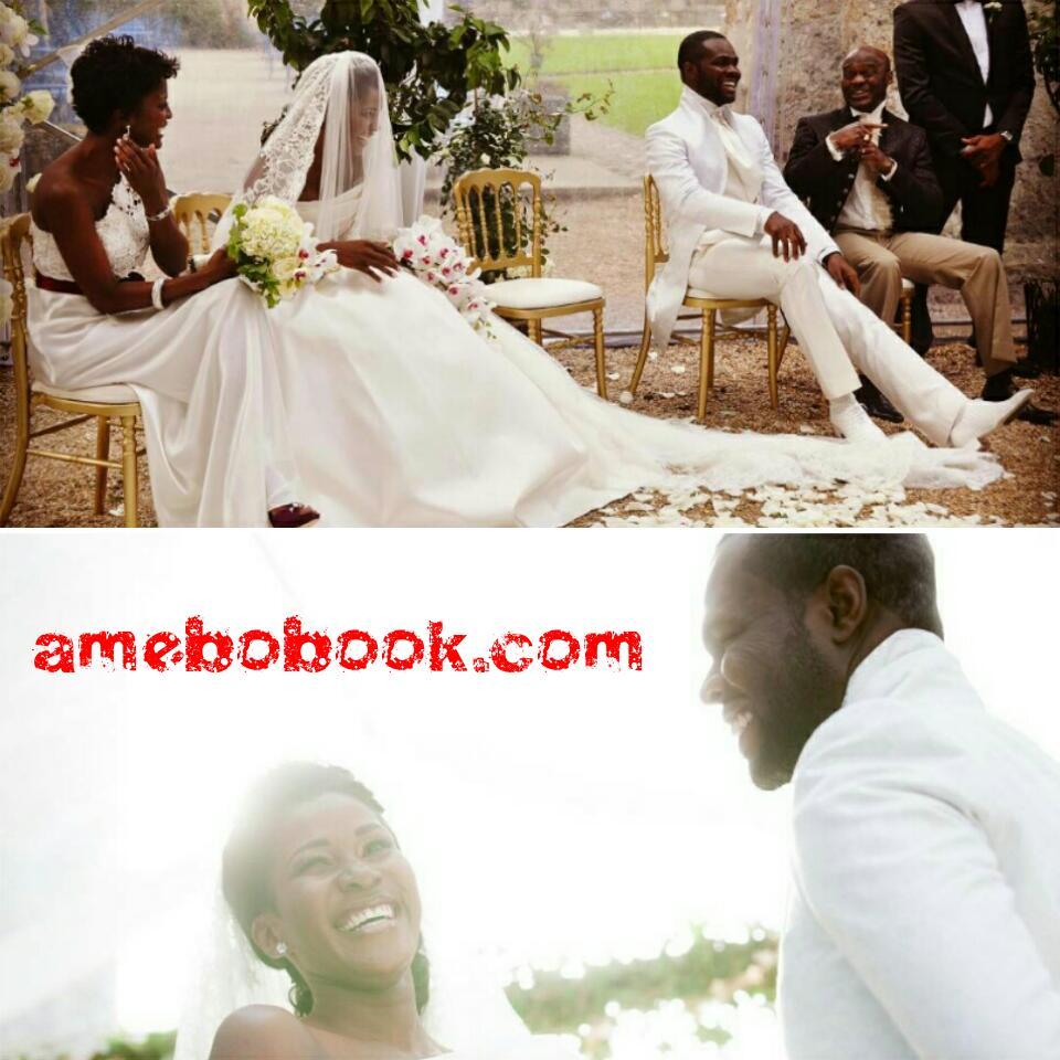 Stephanie Okereke-Linus Celebrates 5th Wedding Anniversary