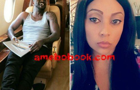 Lola Omotayo Slammed A Troll Who Said She Opened Her Legs To Peter Okoye For Fame