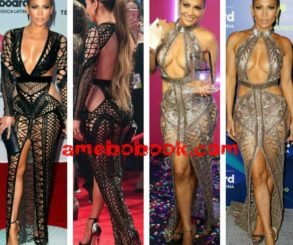 Jennifer Lopez Slays In Two Revealing Dresses At The Billboard Latin Music Awards 2017