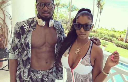 Bernice Burgos Has Been Spotted Rocking D'banj's Chain