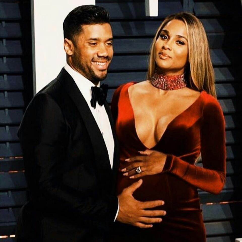 Ciara And Husband Russell Wilson Welcome Baby Girl