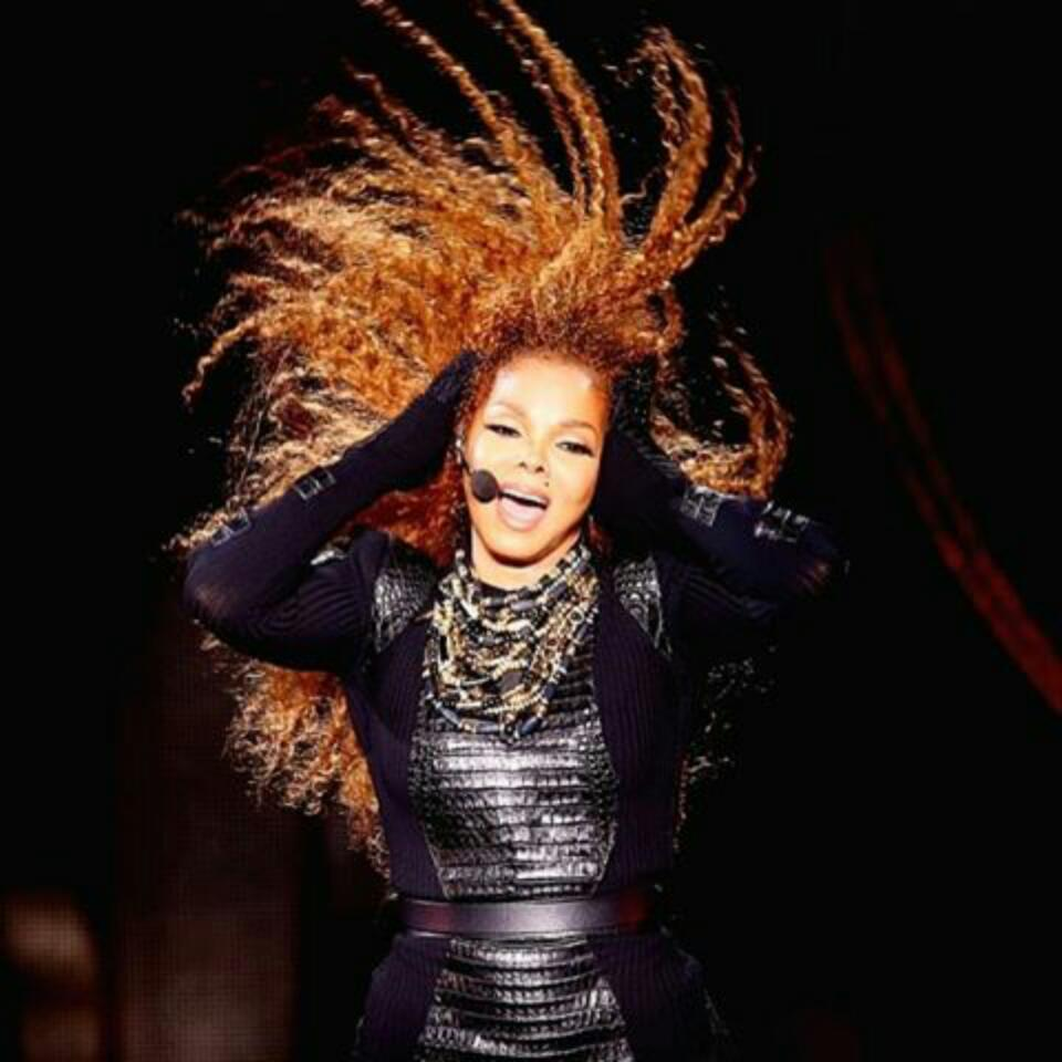 Janet Jackson Has Launched Mysterious Countdown Clock On Official Website
