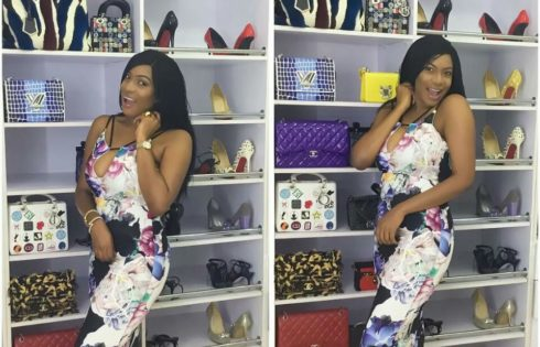 Chika Ike Shares Inside Her Closet Photos