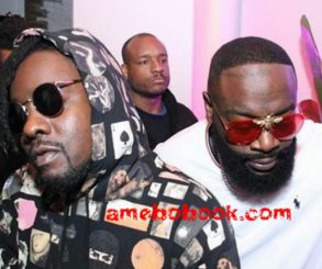 Rick Ross Is About Dropping Wale From MMG After The Nigerian-American Rapper's SHINE Album Sold Only 22K Copies In First Week