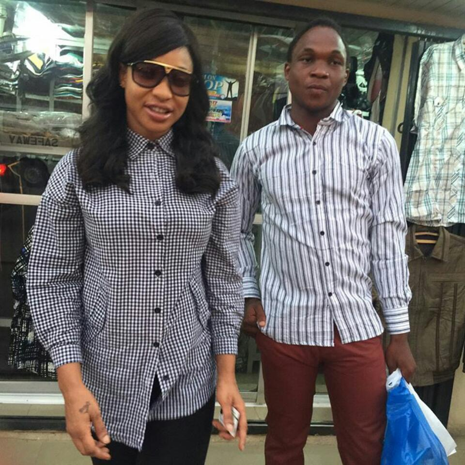 Man Tonto Dikeh Saw Being Thrown Out Of Speeding Keke Napep Has Narrated His Ordeal