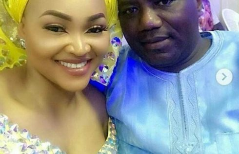 Mercy Aigbe's Husband Larry Gentry Claims She Has Mental Issues And That She Fornicates With Different Men But He's Now At Large