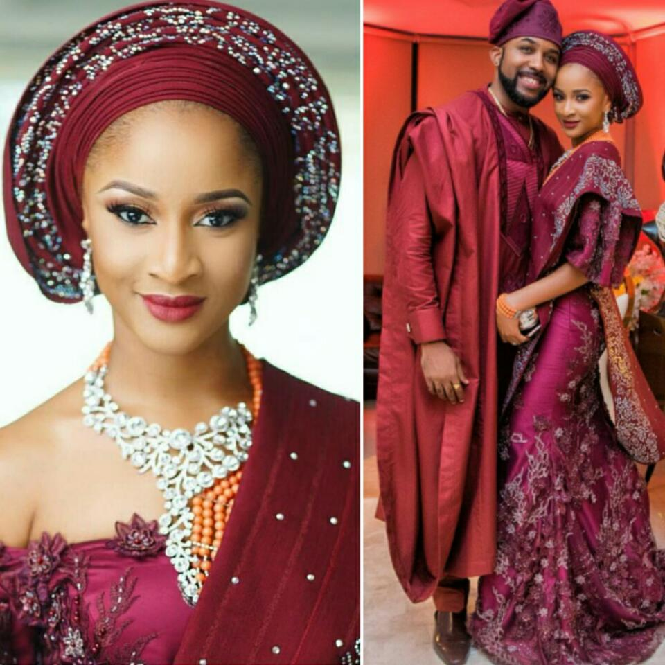 Even More Photos From Banky W And Adesua Etomi Wedding Introduction