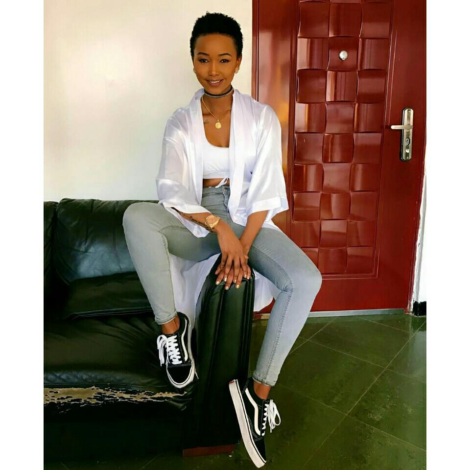 Huddah Monroe Is Throwing Shade At Mercy Aigbe