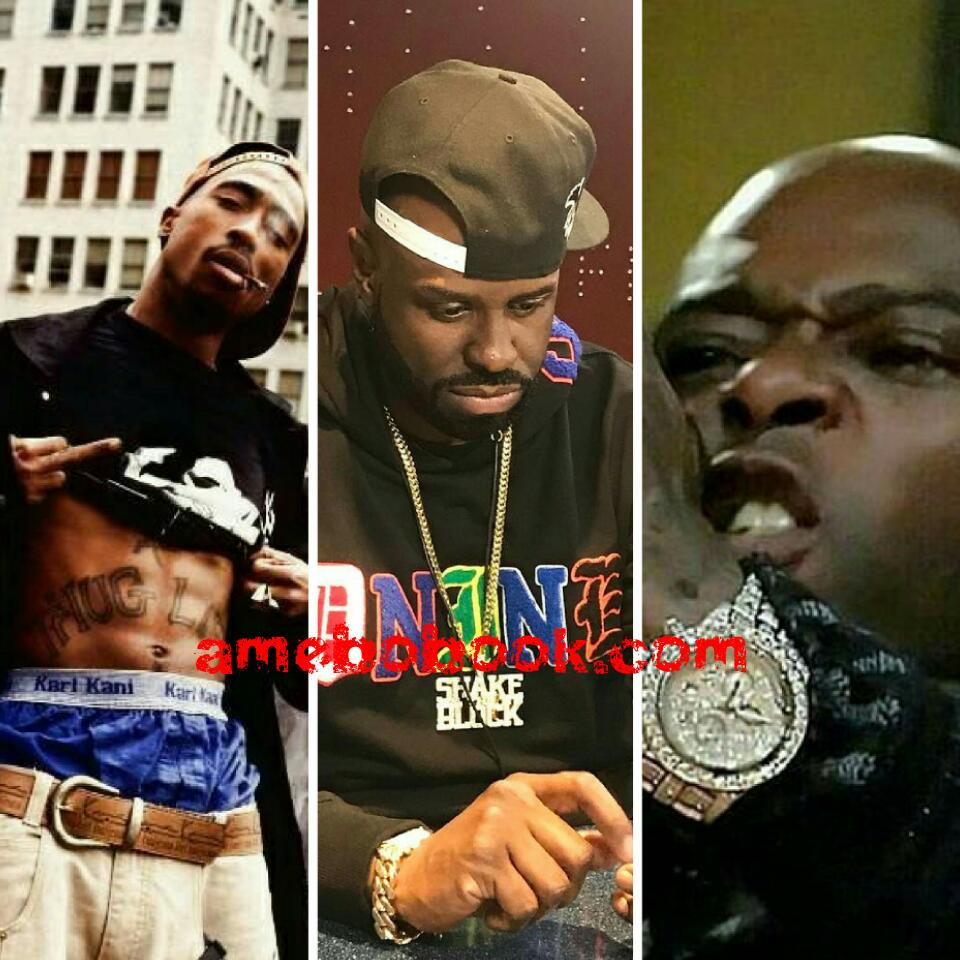 Treach Stands Up For Dead Tupac And Blasts Idiot Funkmaster Flex With Violent Diss Track