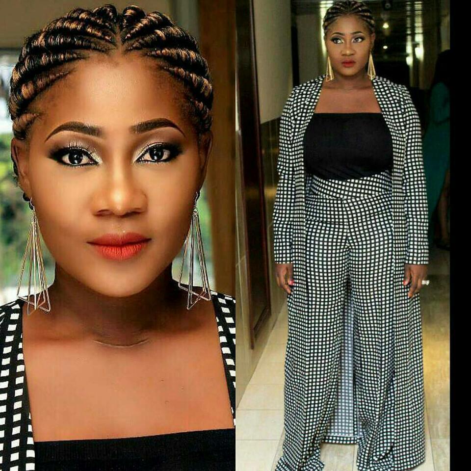 Nollywood Star Mercy Johnson