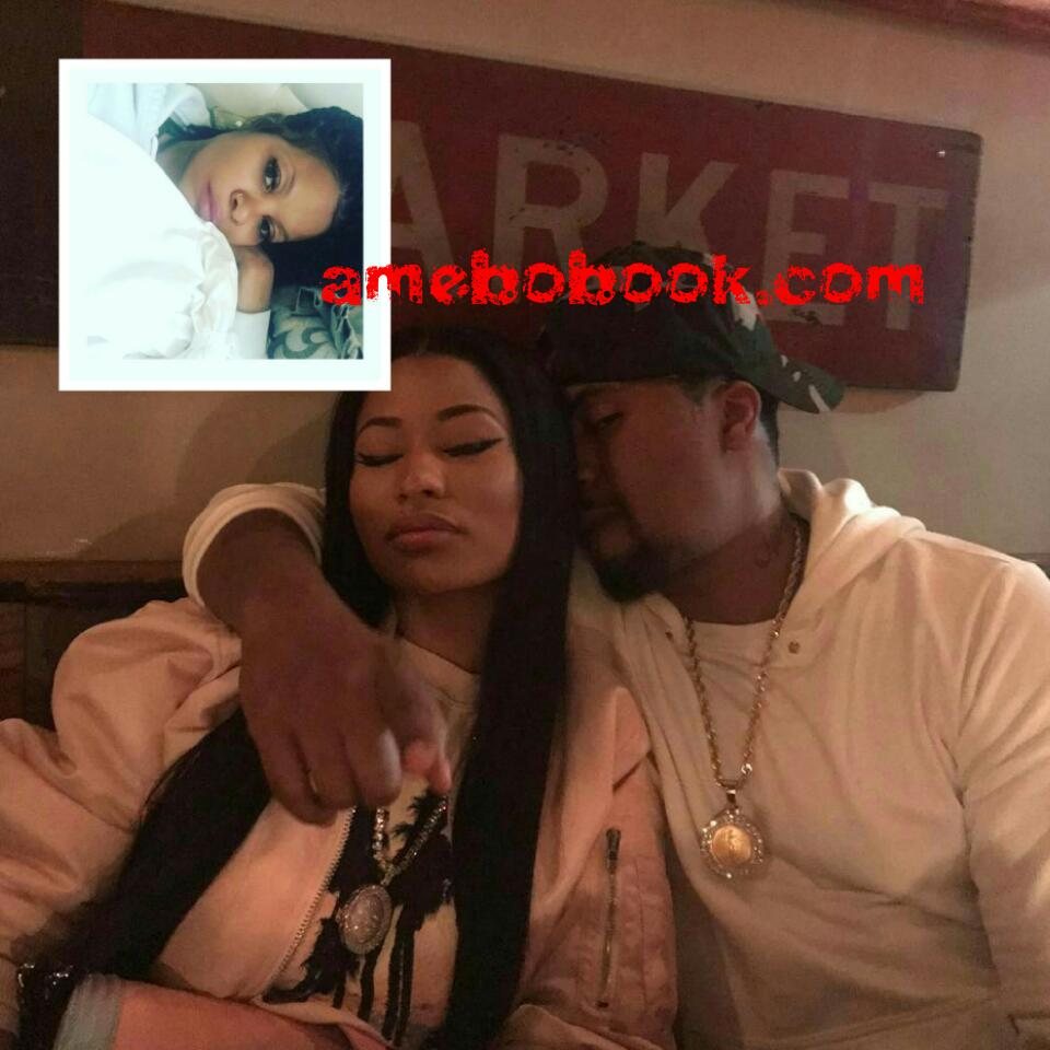 How Nas' Baby Mother Carmen Bryan Reacted To Nicki Minaj Dating Rumours