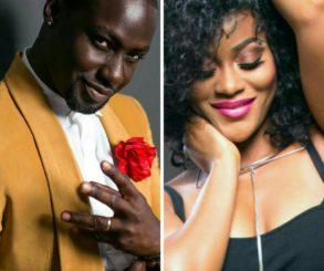 Chris Attoh Pens Wife Damilola Adegbite Unromantic Message As She Celebrates Her Birthday