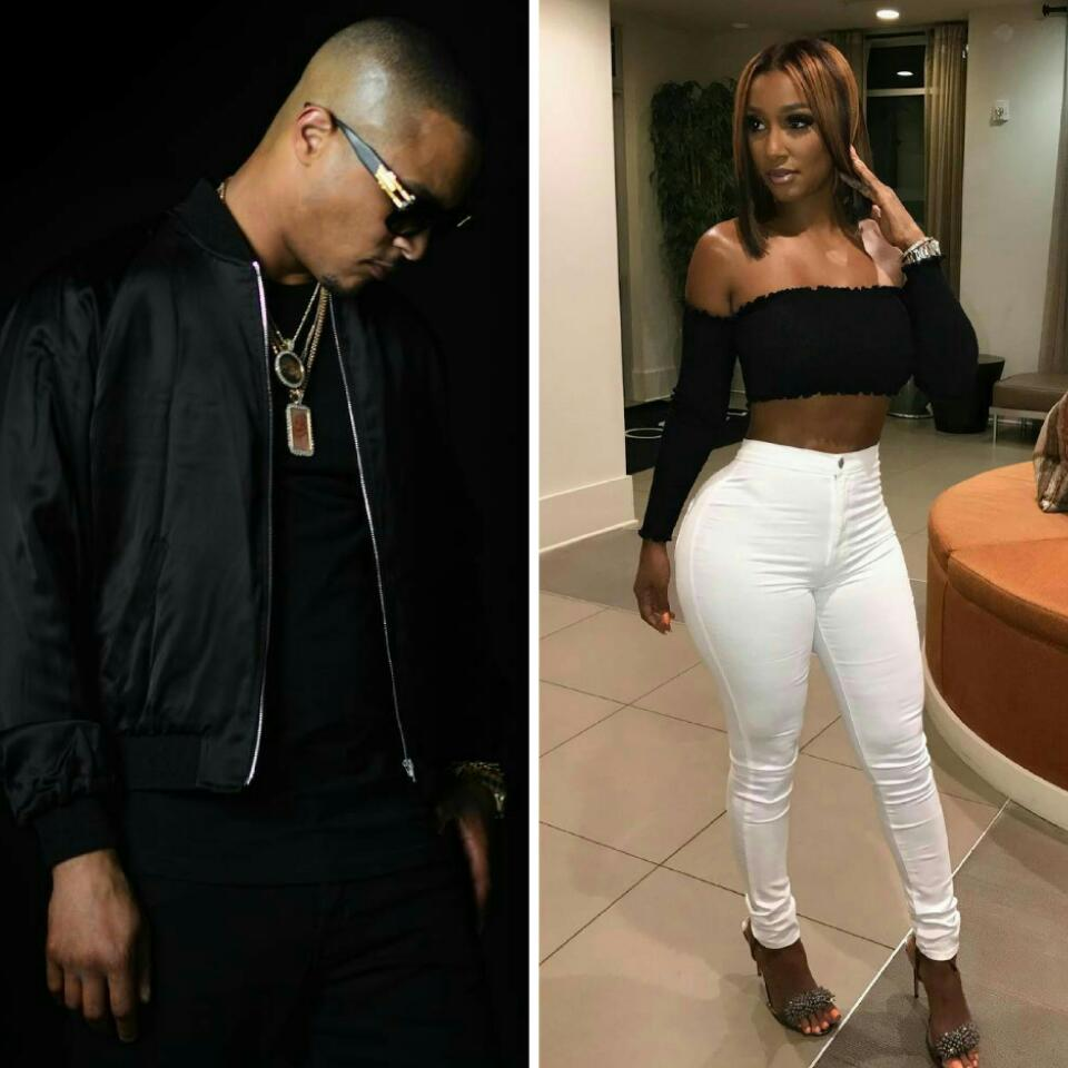 T.I. Has Banned His Hot Commodity Girlfriend Bernice Burgos From Appearing In Other Rappers Videos